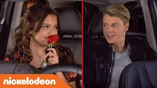 Jace Norman & Cree Cicchino's Valentine's Day Tips 💖  | Henry Danger & Game Shakers | Nick