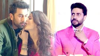 Abhishekh Finally Replies On Aishwarya's HOT Scenes In Ae Dil Hai Mushkil