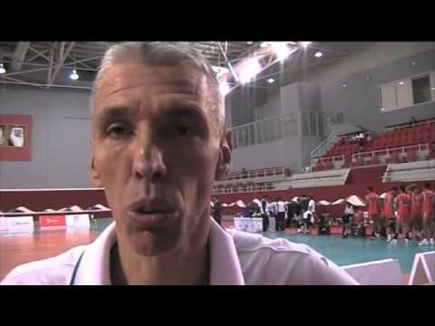 Saudi Arabia coach post Asian U20 men's volleyball