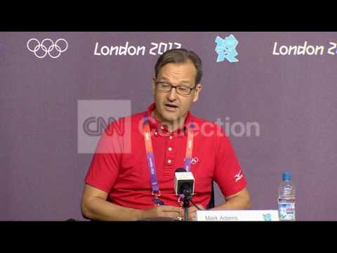 OLYMPICS:IOC SPOKESMAN/BADMINTON MATCH THROWING