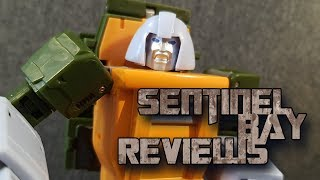 Final Victory Hummer Review (Transformers 3rd Party Masterpiece Brawn) deutsch/German