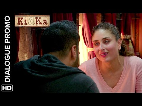 Arjun Thinks Kareena Is A Corporate Robot | Ki & Ka | Dialogue Promo