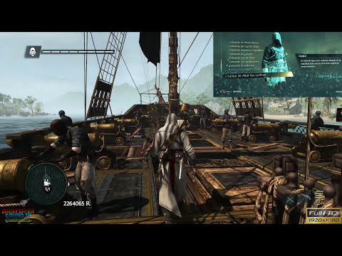Assassin's Creed 4 Black Flag All Skins Atuendos Trajes y Armas Desbloqueables| Como obtenerlos