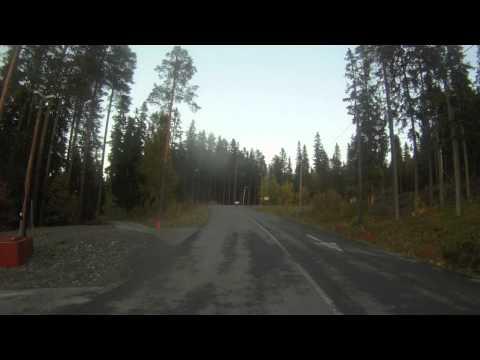 mrboard Longboard  Open - Bansträckningen