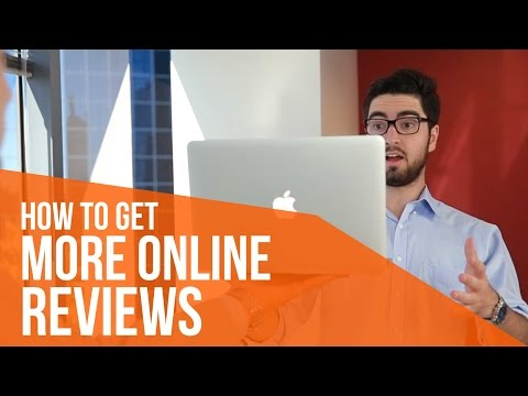 How to Get More Online Reviews: Vyral Marketing