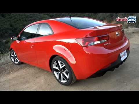 Civic Killer? Kia Forte Koup SX Road Test Video by Inside Line Video