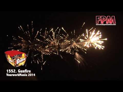1552. Gunfire - VuurwerkMania 2014