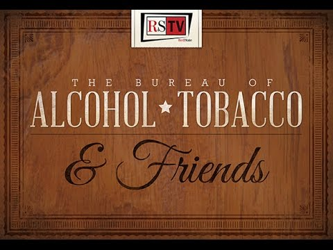 The Bureau of Alcohol, Tobacco and Friends: Russian Plane, Obamacare, 2016, & Jar Jar - Sith Lord