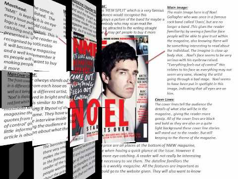 NME Magazine Analysis