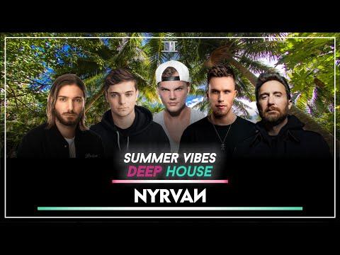 Avicii, Alesso, Daft Punk, David Guetta, Martin Garrix, Dua Lipa | Summer Vibes Deep House Mix