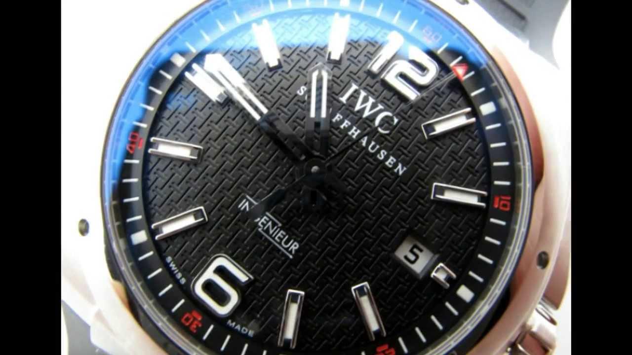 Iwc Mission Earth Iwc Ingenieur Mission Earth