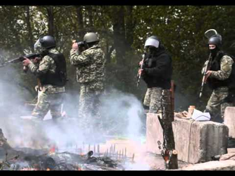 Russia orders exercises after Ukraine moves on separatists - 24 April 2014