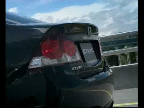 2009 Honda Civic PR VIDEO (TH) Video