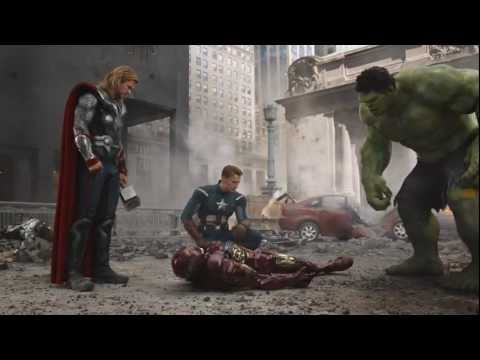 Behind The Magic: Creating The Hulk For the Avengers (part 2) video