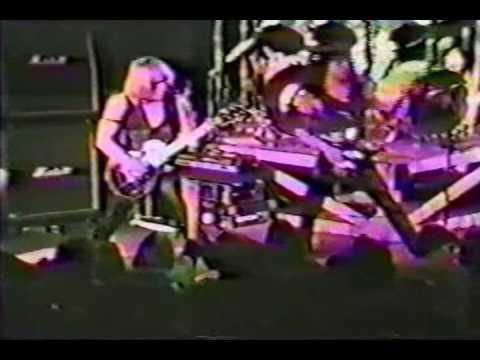Slayer - Crionics - Hollywood California 84