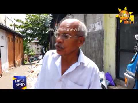 colombo garbage issu|eng