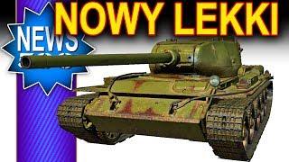 Nowy czołg lekki, polskie emblematy i buffy dla USA - NEWS - World of Tanks