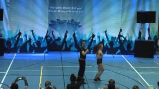 Helen Maas & Marcel Schollenberger - Hupfadn Turnier 2015