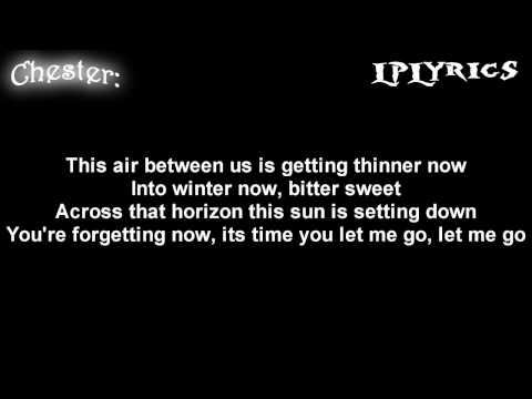 Linkin Park- I'll Be Gone [ Lyrics on screen ] HD