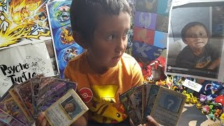 SOMEONE IS STALKING US IN OUR HOUSE?! CRAZY Custom and GX FANMAIL! POKEMON Friday Freeday #22 pt.4!