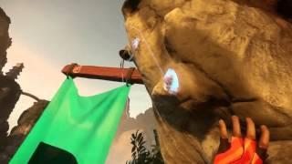The Climb Launch Trailer Oculus Rift VR Game Türkçe Altyazı
