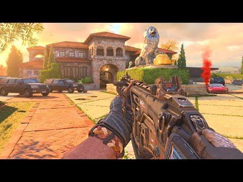 Black Ops 4: NEW Hacienda Map & Easter Eggs!
