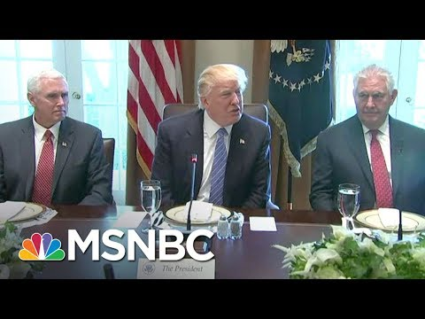 Greatest Hits From Donald Trump's Second 100 Days In Office | The 11th Hour | MSNBC