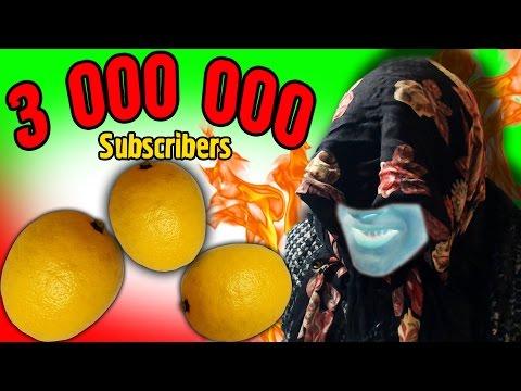 Что ТВОРИТСЯ на 3 000 000 ПОДПИСЧИКОВ