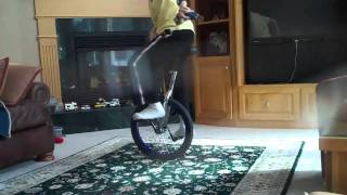 A Boy and his Unicycle 2