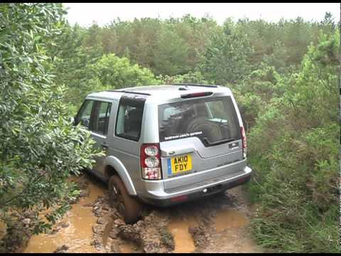 Devon and Cornwall 4x4 Response - Land Rover Experience