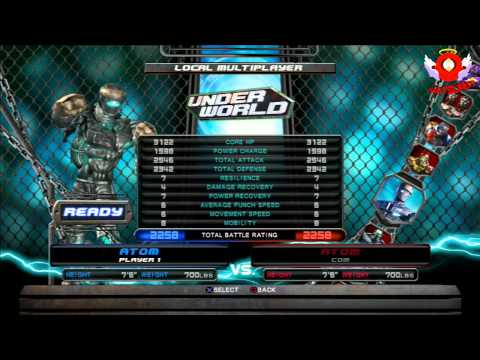 Real Steel - Fans de Robots ? [PS3-HD]