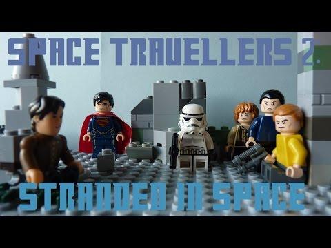 Space Travellers 2: Stranded in Space (Brickfilm)