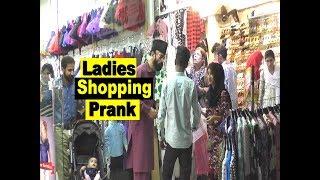 Girls Shopping  Prank in Pakistan   Allama Pranks  Lahore TV   India   UK   UAE   Lahore TV   KSA  