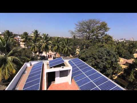 Wind and solar energy is growing in India