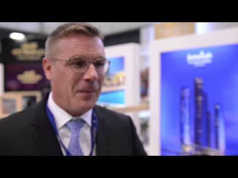 Stefan Fuchs, general manager, Jumeirah at Etihad Towers