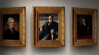 The tradition of White House presidential portraits