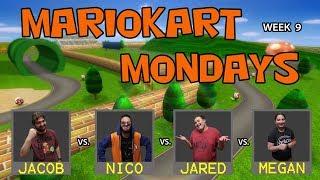 Mario Kart Mondays | Week 9 | (8 Deluxe)