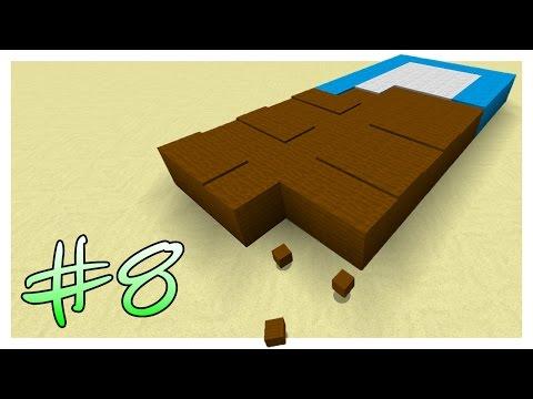 Шоколад & Конфеты - Битва Строителей #8 - Minecraft Mini-Game