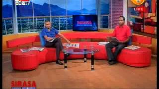 Sirasa Press Release Sirasa TV 28th April 2015
