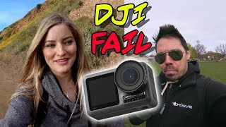 DJI Osmo Action: 3 Reasons To Skip This Mediocre GoPro7 Wannabee