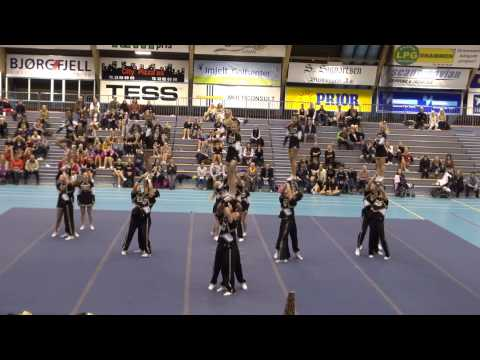 NRC Tigers Sr Coed Elite - Eiker Open 2012