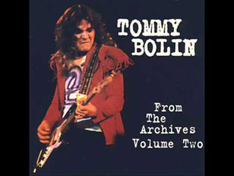Tommy Bolin - You Told Me That You Loved Me