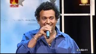 "Ridee Siththam Chat and Music - Gihan's Song ""The truth about Sri lankan Music Industry"""
