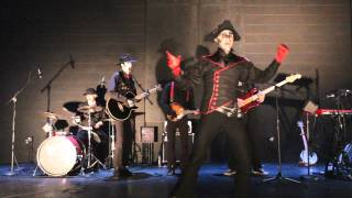 Watch Steam Powered Giraffe Captain Albert Alexander video
