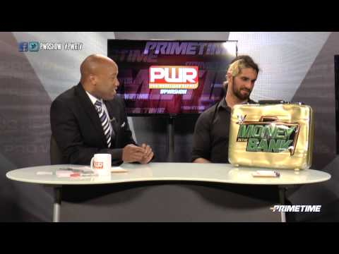 PWR PrimeTime TV with WWE Star Seth Rollins - 10/4/14