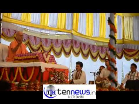 1 Vijay Kaushal Ji Maharaj - Ram Katha Day 6 In Greater Noida video