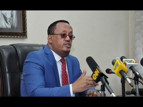 Ethiopia - Attorney General Getachew Ambaye Remarks The Current Situation In The Country