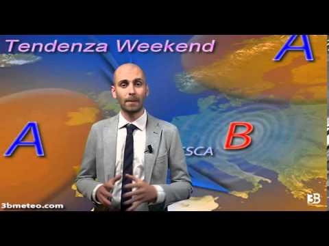Meteo Weekend instabile anche al Centrosud, il sole prolunga le ferie