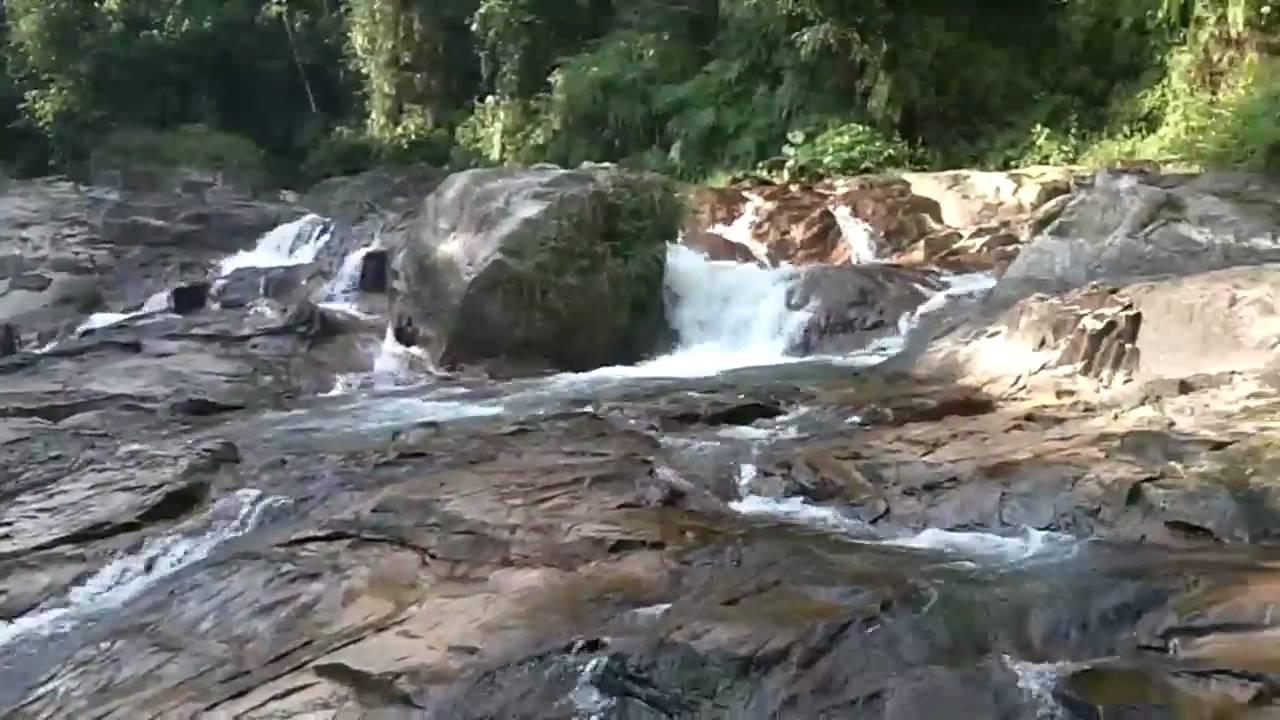 Waterfall Malaysia Selangor Serendah Waterfall Selangor