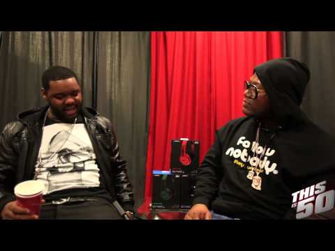 Calicoe on Remembering Battle Raps Live; Confidence